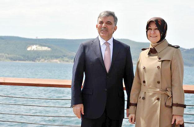 Abdullah Gül Beykoz'da konutuna taşındı