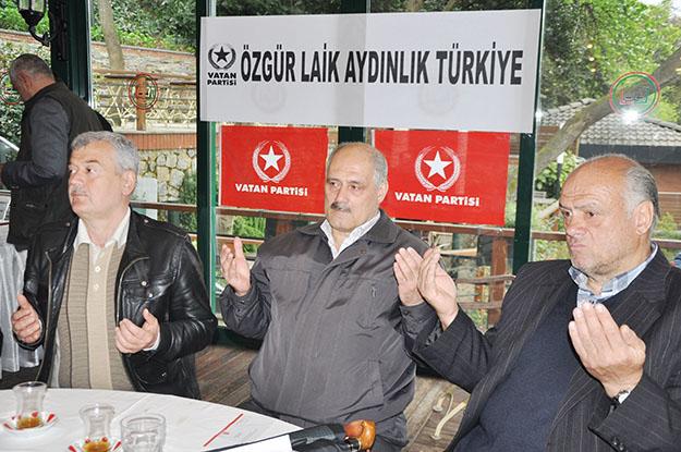 Vatan adayları Beykoz'daydı