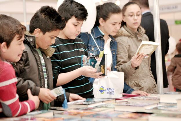 Beykoz 1. Çocuk Kitapları Fuarı Rengarenk