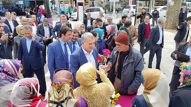 AK Parti Beykoz'dan Metin Külünk ile 'Nokta' atışı