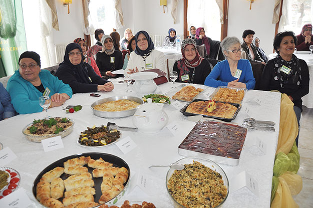 Beykoz'da lezzetler 21. kez yarıştı