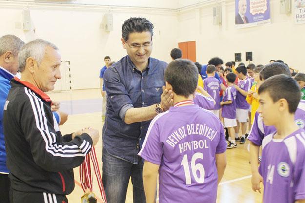 Beykoz'un yeni sevdası hentbol