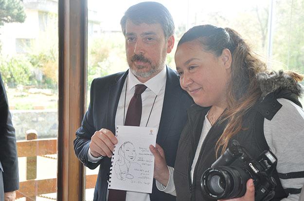 AK Partili Mehmet Ali Pulcu, Beykoz'a hayran
