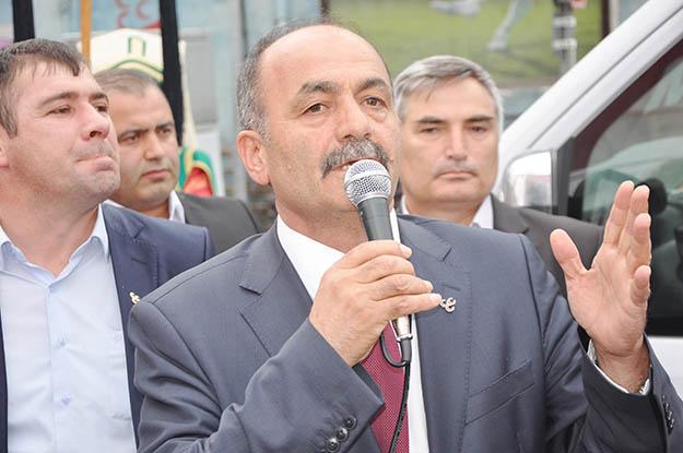 Beykoz'dan seslendiler: 'Bu ülkeyi böldürmeyeceğiz!'