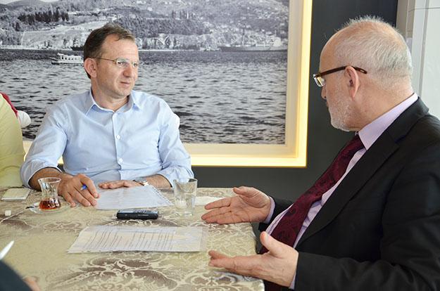 Beykoz Belediye Başkanı ile 2015 Seçimleri üzerine