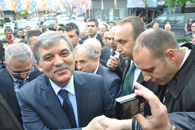 Beykozlu Abdullah Gül, Çavuşbaşı'ndaydı