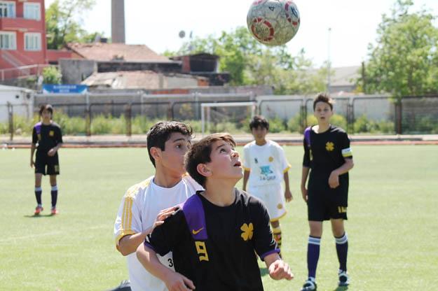 Çubukluspor U13'de şampiyon oldu