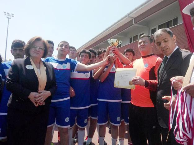 Beykoz'un en özel okulu İstanbul ikincisi oldu!