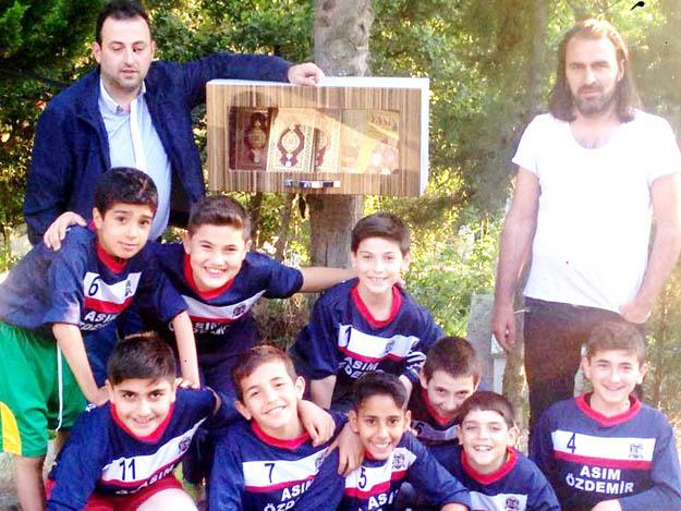 Rüzgarlıbahçe Spor Kulübü şaşırtıyor