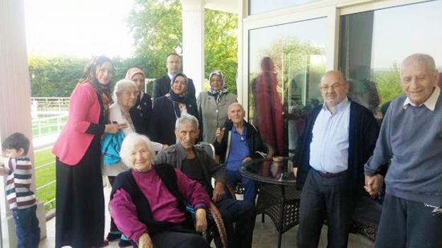 Kent Konseyi yaşlıları unutmadı