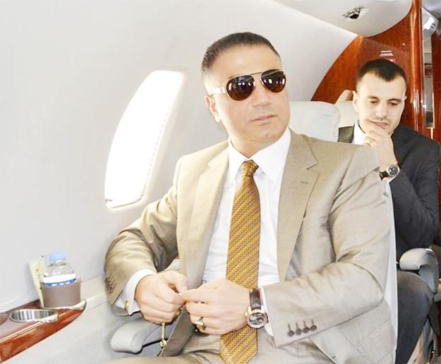 Sedat Peker'in gündeminde bu kez Aydın Doğan vardı.