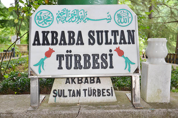 Beykoz Akbaba Sultan Türbesi, onbinleri ağırlayacak