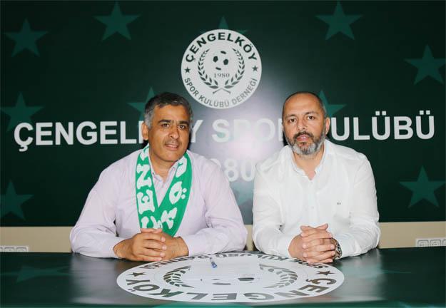 Çengelköyspor'a Beykozlu Antrenör