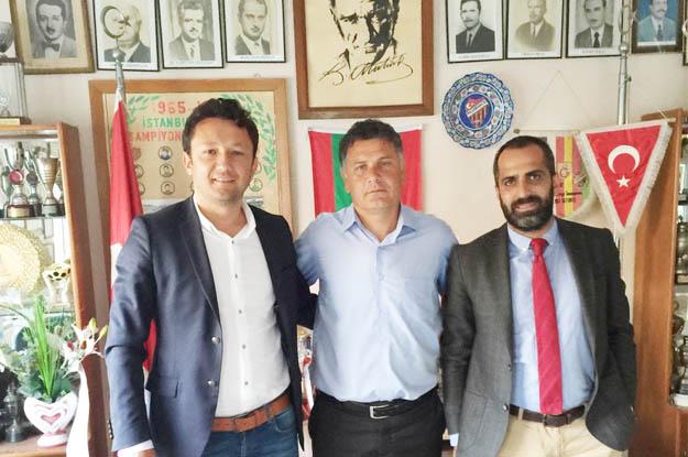 Paşabahçe Spor Kulübü Selami Tarhan ile anlaştı