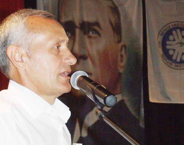 Asım Özdemir BİSK Başkanlığı için adaylığını açıkladı