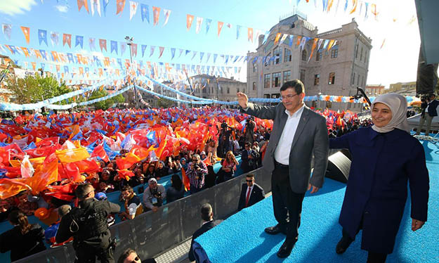 Başbakan Ahmet Davutoğlu 3 Haziran'da Beykoz'a geliyor