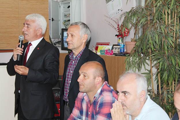 Asım Özdemir yeniden BİSK Başkanı