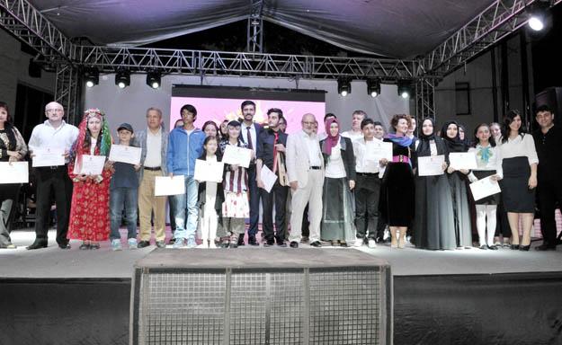 Beykoz'da Kültür-Sanat Kursları Mezuniyet Şöleni