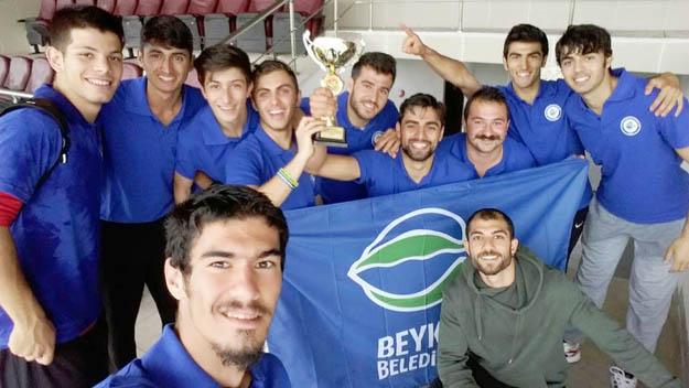 Beykoz Kastamonu'da şampiyon
