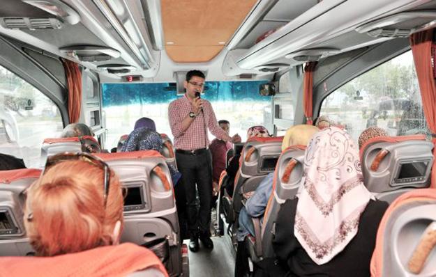 Edirne'ye kültür gezileri başladı