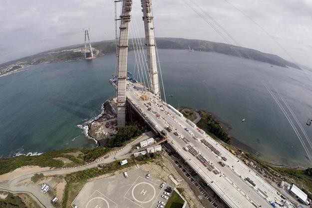 3. Köprü Projesi iptal edilmedi!