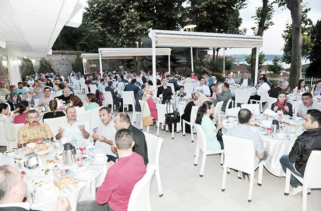 Beykoz Belediye personeli gönül sofrasında kenetlendi