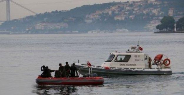 Beykoz'da tekne kazası 2 kişi kayıp