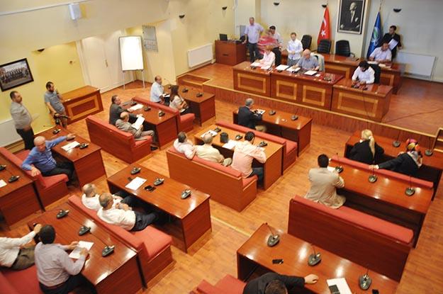 Beykoz Belediye Meclisi, 1 aylık tatile girdi