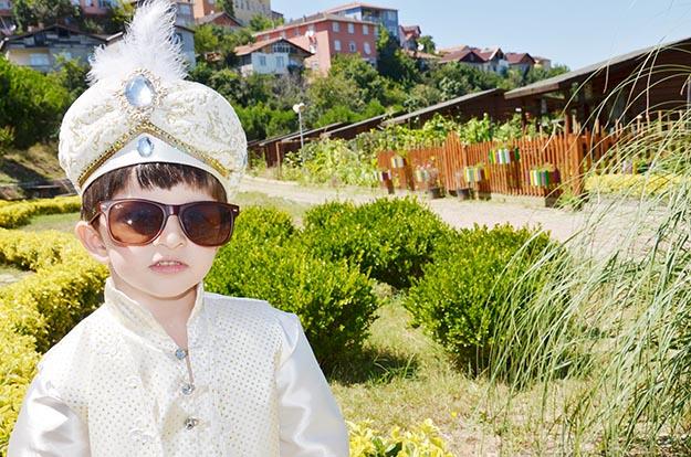 Beykoz'da sezonu Ahmet Eymen açtı