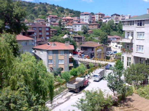 Beykoz Mahmutşevketpaşa Mahallesi değişen sokak isimleri