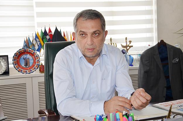 AK Partili Metin Külünk kapıları kapattı…
