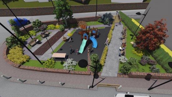 Beykoz'da 123. Çocuk parkı Tokatköy'de yapılıyor