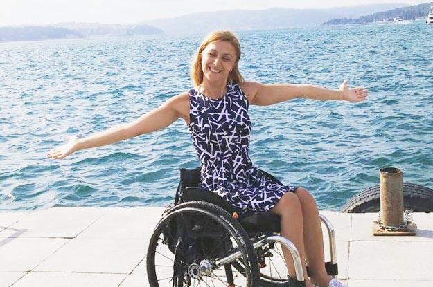 Engelliler Beykoz'da denize girebilecek