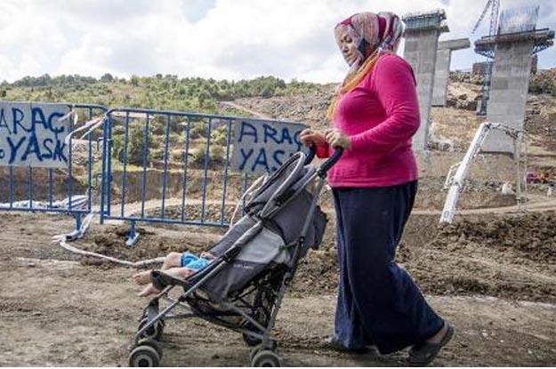 Beykoz'da Ayşe Hanım'ın savaşı