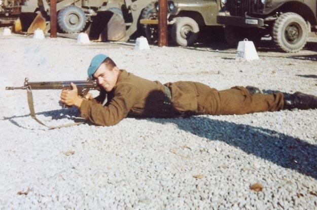 Beykoz'un gönüllü askeri ortaya çıktı...