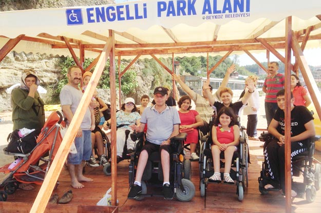 Tüm İstanbullu Engelliler, Beykoz'a gelecek