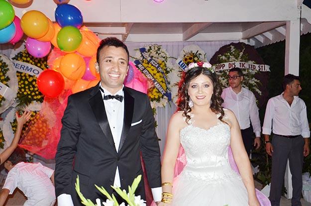 Beykoz Devlet Hastanesi'nde düğün heyecanı…