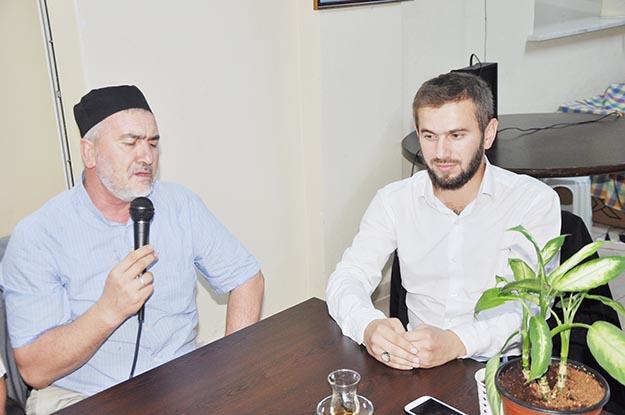 Beykoz'da şehitler için Yasin okundu