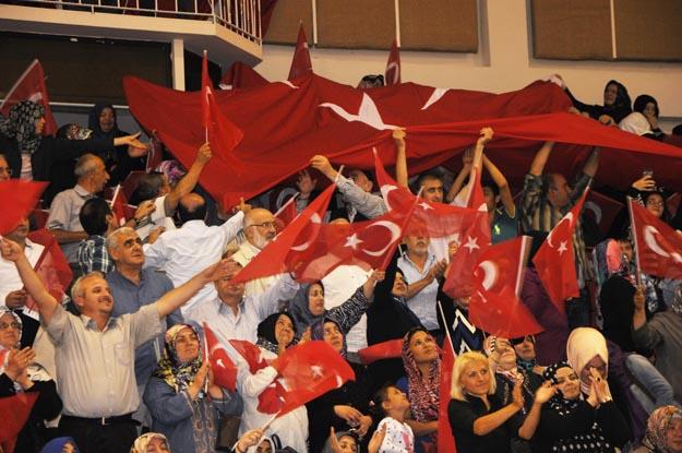Beykoz AK Parti, teröre lanet etti
