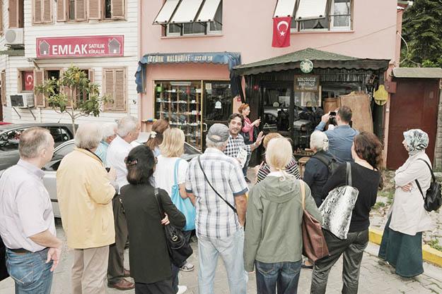 Beykoz dizi turizminden umutlu!