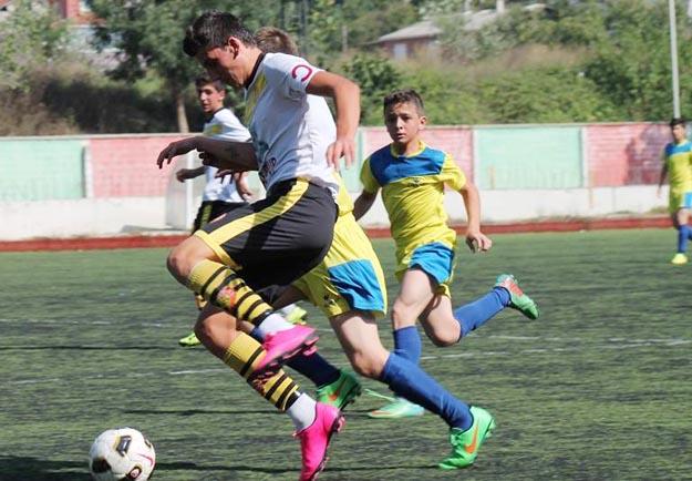 Beykoz'da hafta sonu maç listesi