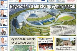 Dost Beykoz Gazetesi Eylül 2015... 149. Sayı