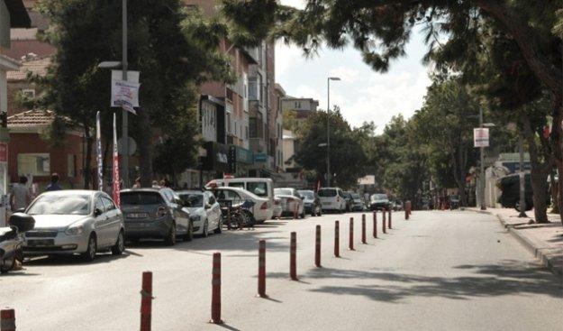 Otağtepe Caddesi göz kamaştırıyor