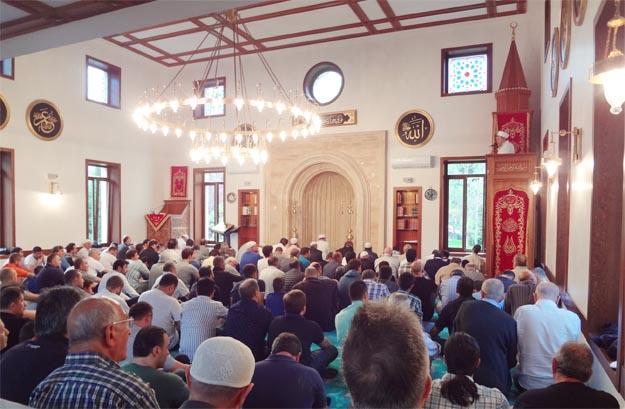 Beykoz'da huzurlu bir  Bayram günü yaşandı