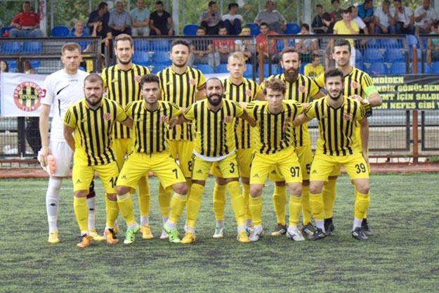 Beykoz ilk mağlubiyetini aldı: 0-1