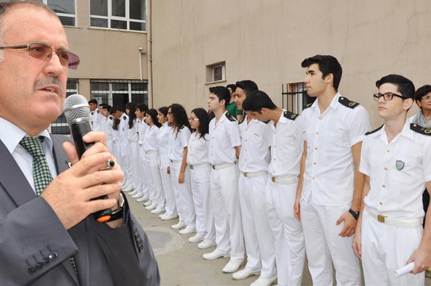 Beykoz'da 2015 2016 Eğitim Öğretim yılı açıldı