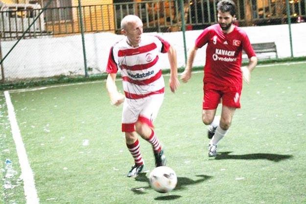 Beykoz Kelle İbrahim'de yarı final
