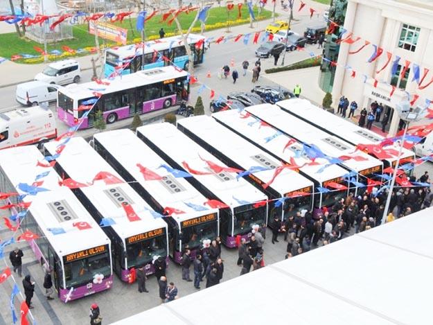 Beykoz'a yeni güzergahlar, yeni otobüsler