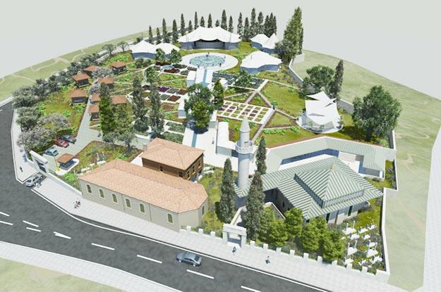 Beykoz'un manevi bahçesine bürokrasi engeli