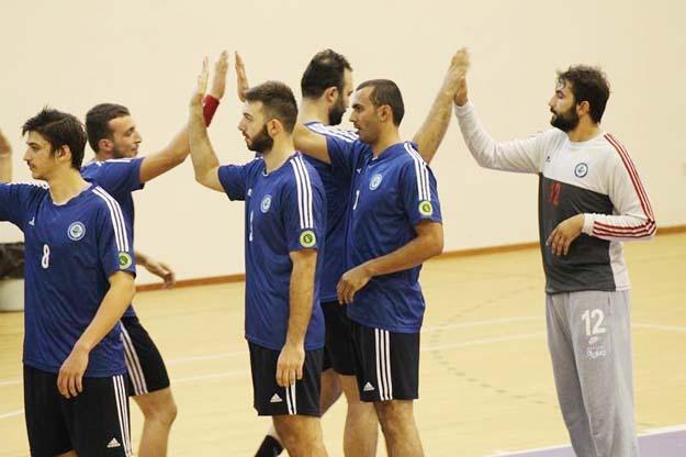 Beykoz Belediye hentbolu 3'te 3 yaptı